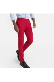 Pantaloni La Redoute Collections GFM725 rosu