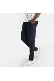 Pantaloni La Redoute Collections GFY651 bleumarin