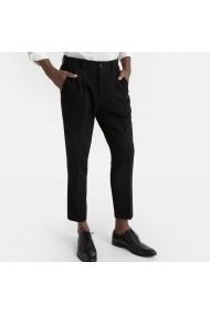 Pantaloni La Redoute Collections GFL124 negru