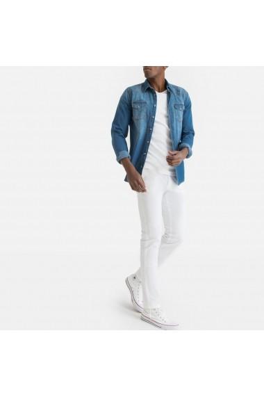 Pantaloni La Redoute Collections GFY719 alb