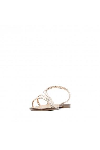 Sandale La Redoute Collections GFZ108 auriu