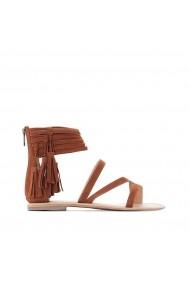 Sandale La Redoute Collections GFZ164 bej