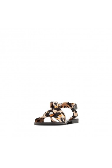 Sandale La Redoute Collections GGC618 animal print