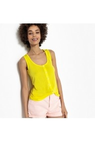 Тениска La Redoute Collections LRD-GEK124-yellow Жълт