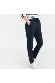 Pantaloni La Redoute Collections GFW582 bleumarin