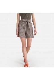 Pantaloni scurti La Redoute Collections GGE505 maro