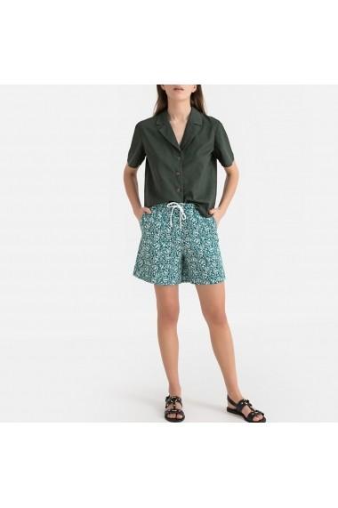 Pantaloni scurti La Redoute Collections GGE513 maro