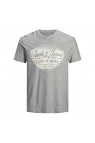 Tricou JACK & JONES GGZ910 gri