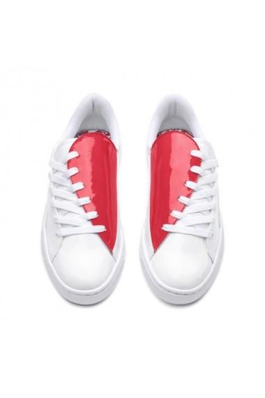Pantofi sport Puma GGD672 alb
