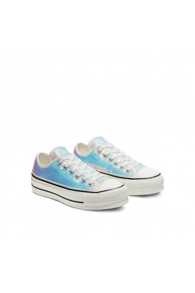 Pantofi sport CONVERSE GHJ246 argintiu