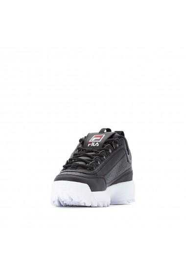 Pantofi sport casual FILA GGM163 negru - els