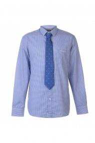Set camasa si cravata Pierre Cardin MAS-55821750 Albastru - els