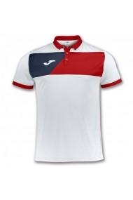 Tricou Polo de fotbal JOMA 100679.206 Alb