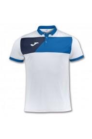 Tricou Polo de fotbal JOMA 100679.207 Alb