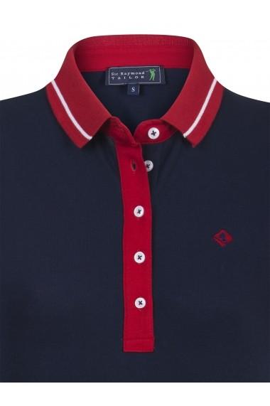 Tricou Polo Sir Raymond Tailor SI6364226 Bleumarin