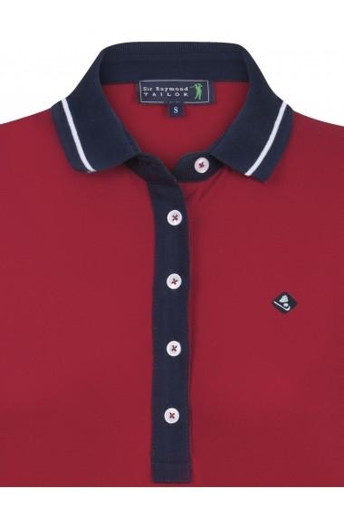 Tricou Polo Sir Raymond Tailor SI7830007 Rosu