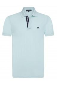 Tricou Polo Sir Raymond Tailor SI4405618 Bleu