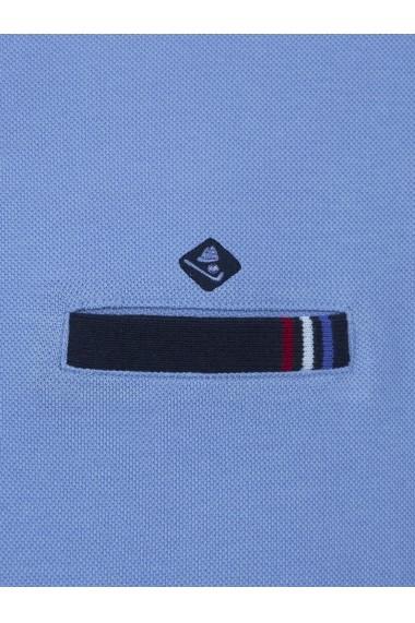 Tricou Polo Sir Raymond Tailor SI5252606 Bleu