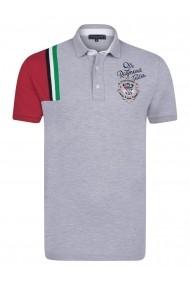 Tricou Polo Sir Raymond Tailor SI2035511 Gri