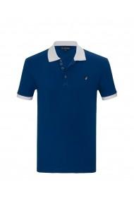 Tricou Polo Paul Parker PA876702 Albastru