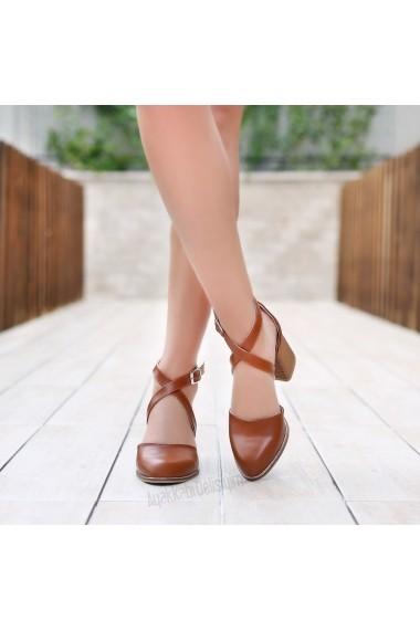 Pantofi cu toc DELISIYIM Dayen Maro - els