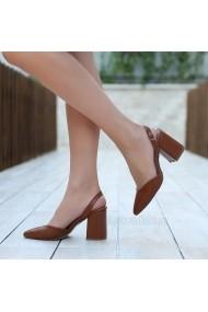 Pantofi cu toc DELISIYIM Orgiy Maro