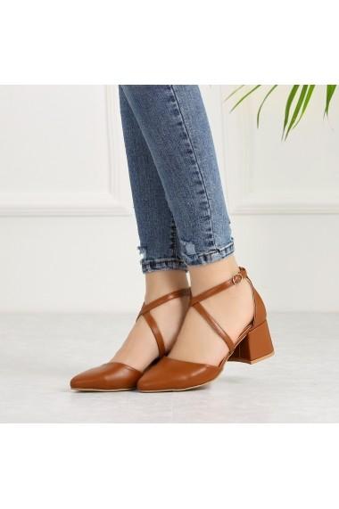 Pantofi cu toc DELISIYIM Tinat Maro