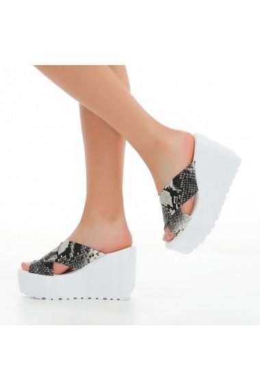 Papuci DELISIYIM Fizi Animal print