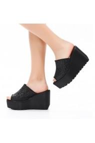 Papuci DELISIYIM Imola Negru