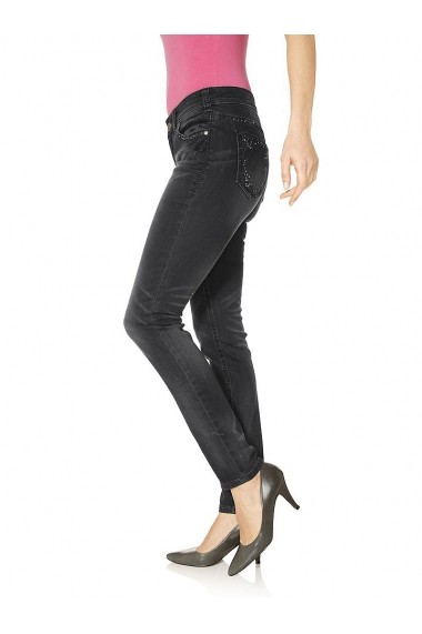 Jeansi Skinny Best Connections 177552 negru - els