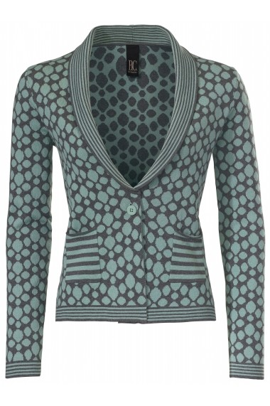 Cardigan Best Connections 028785 verde
