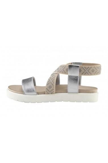 Sandale Andrea Conti 98741927 argintiu
