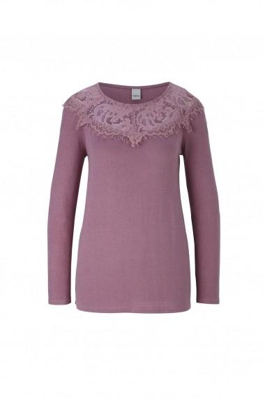 Bluza heine CASUAL 24459608 roz