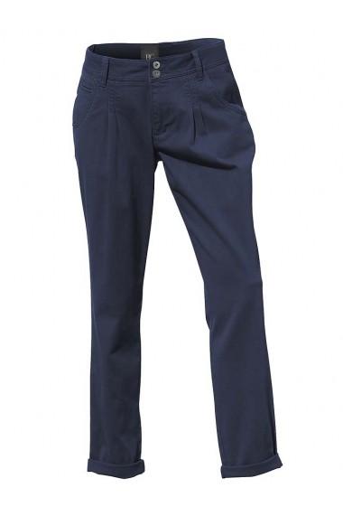 Pantaloni drepti pentru mignone heine CASUAL HNE-085589 albastru