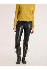 Панталон слим heine CASUAL 78016323 черно