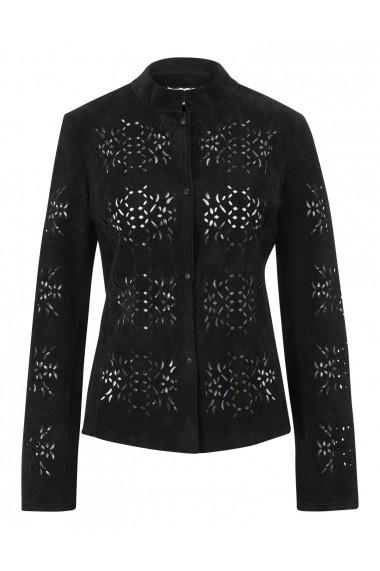 Jacheta din piele heine TIMELESS 69604915 negru