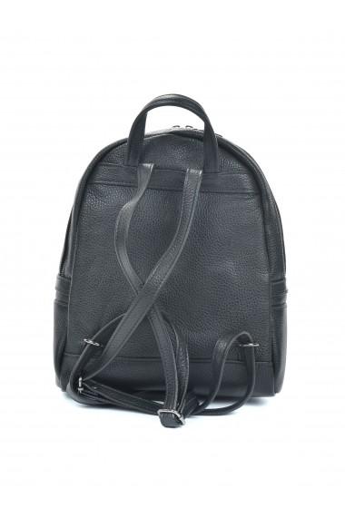 Rucsac Mangotti Bags SS17 1208 negru - els