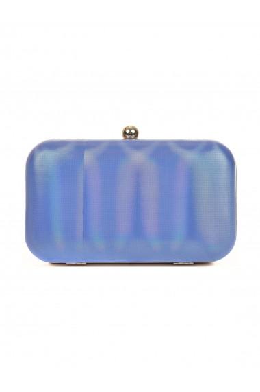 Clutch Mangotti Bags SS17 PO44 albastru