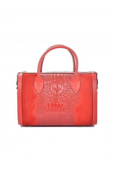 Geanta Mangotti Bags SS17 8062 rosu