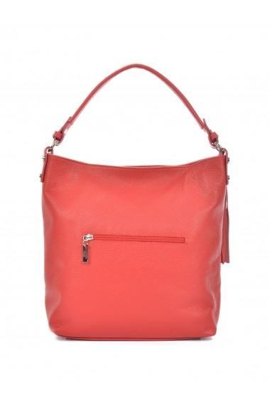 Geanta Mangotti Bags SS17 1248 rosu