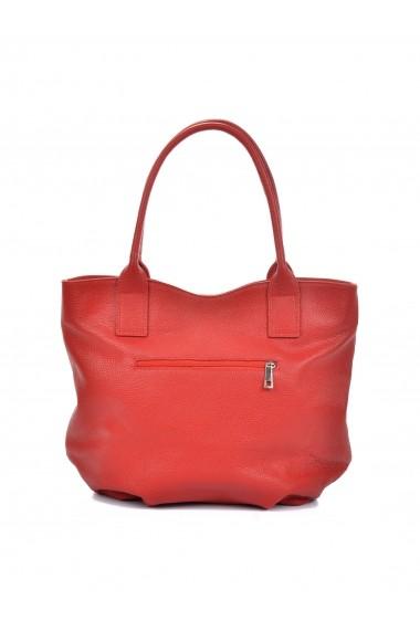 Geanta Mangotti Bags SS17 1249 rosu