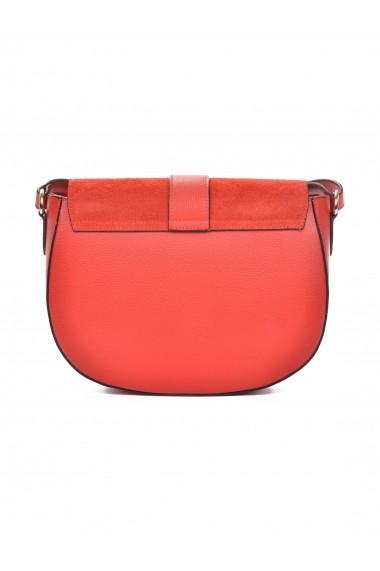 Geanta Mangotti Bags SS17 4024 rosu