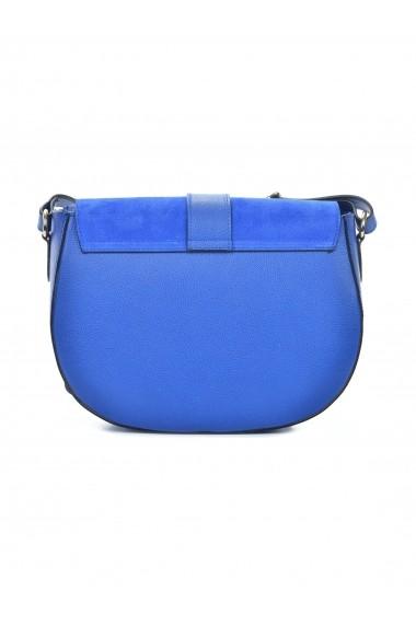 Geanta Mangotti Bags SS17 4024 albastru