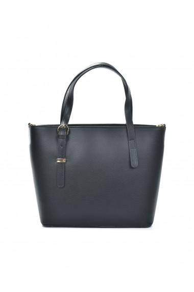 Geanta Mangotti Bags SS17 484 negru