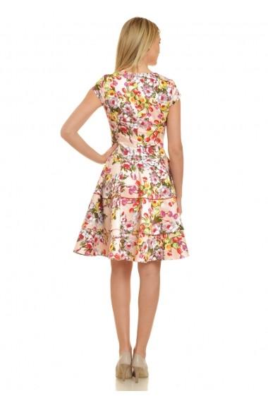 Rochie de zi AD-Fashion inflorata ADF-R278i937