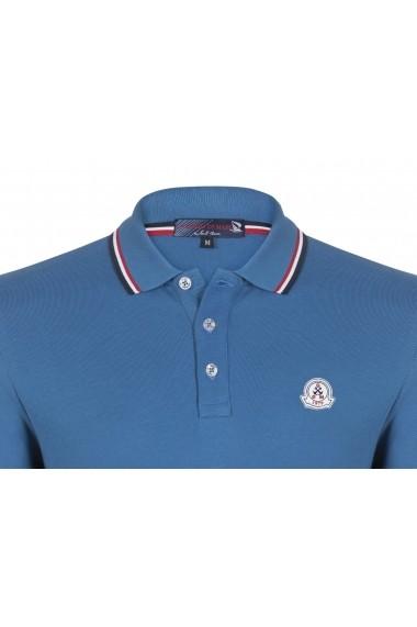 Tricou polo Giorgio di Mare GI8678113 albastru