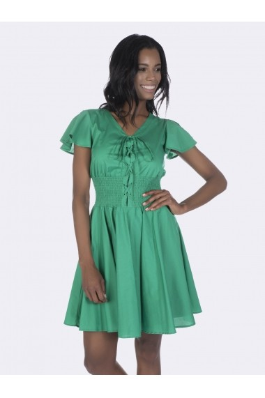 Rochie midi FELIX HARDY FE5130196 verde