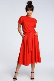BeWear Hétköznapi ruha GLB-b067_red Piros
