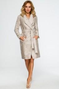 Palton Made of Emotion M410 Bej