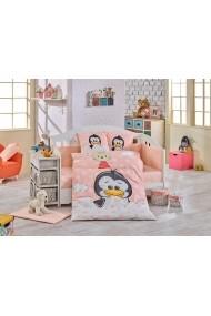 Set lenjerie de pat pentru copii Hobby 113HBY0050 multicolor